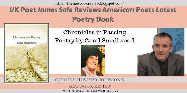 UK Poet James Sale Reviews American Poets Latest Poetry Book