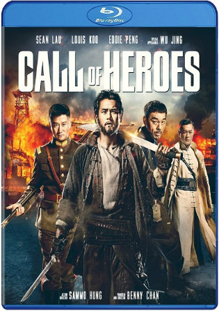 Call Of Heroes 2016 BRRip 900Mb Hindi Dual Audio 720p