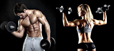 Mejor método aumentar masa muscular hombre mujer