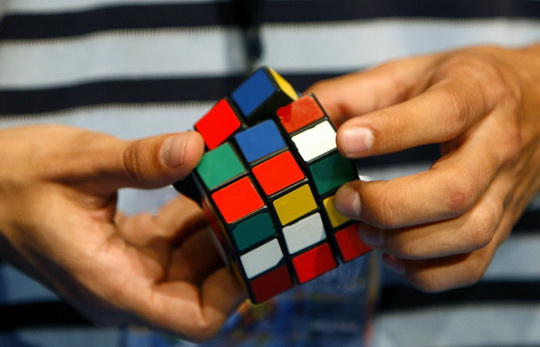 «Кубик Рубика»