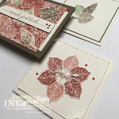 Weekly Digest #35   Week Ending September 25, 2021   Nature's INKspirations by Angie McKenzie Stampin' Up! Demonstrator for Ink and Inspiration Blog Hop; Click READ or VISIT to go to my blog for details! Featuring the Gorgeous Leaves Bundle (includes the Gorgeous Leaves Cling Stamp Set and Intricate Leaves Dies), the Heartfelf Wishes Cling Stamp Set and the Pick a Pumpkin Stamp Set in the July-December 2021 Mini Catalog by Stampin' Up!®; #gorgeousleaves #intricateleaves  #anyoccasioncards #autumncards #justanote #thankyoucards #stampinupcolorcoordination #simplestamping #inkandinspirationbloghop #stampingtechniques #simplelayers #papercrafts #diecutting #cleanandsimple #overstampingtechnique #naturesinkspirations #juldec2021minicatalog #bloghops #iibh #stampinup #handmadecards