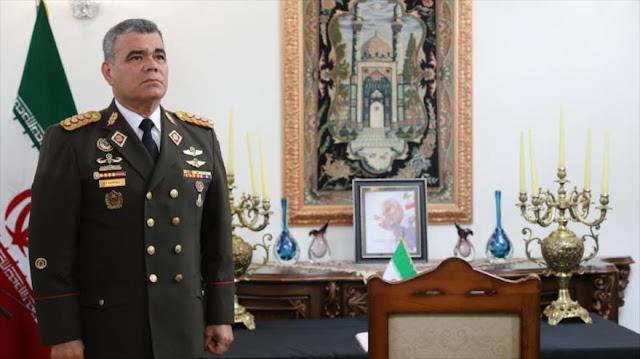 Venezuela afirma que apoyará a Irán en lucha contra imperialismo
