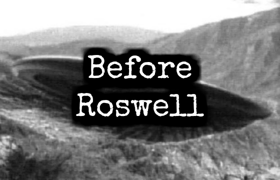 Before Roswell