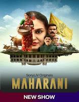 Maharani (2021) Hindi Season 1 Watch Online Movies Free
