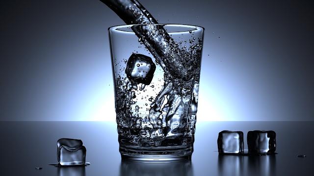 Manfaat air es