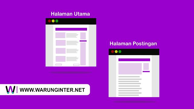 Menampilkan Widget di Halaman Tertentu pada Blogger