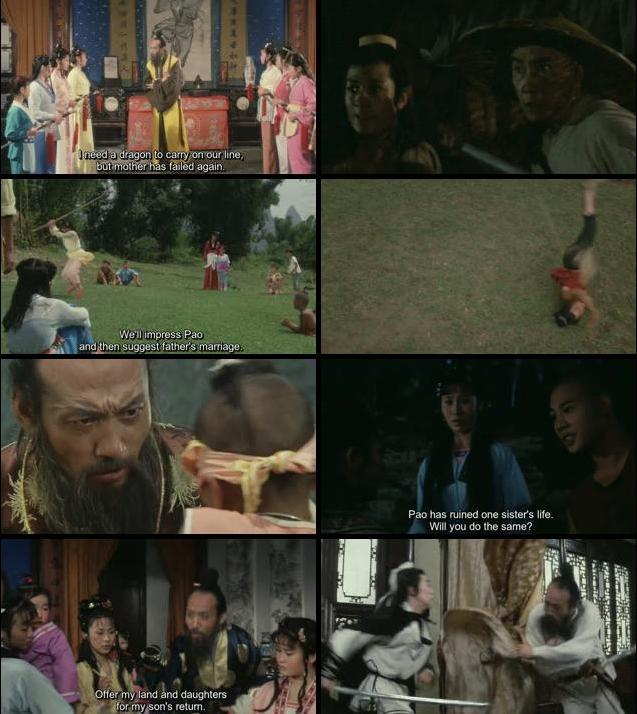 Shaolin Temple 2 Kids From Shaolin 1984 Dual Audio Hindi 720p BluRay 800mb