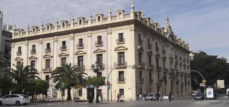 Resultado de imagen de tribunal superior de justicia de la comunidad valenciana
