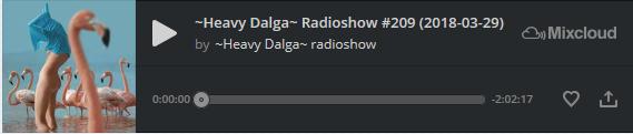 heavy dalga radioshow 209