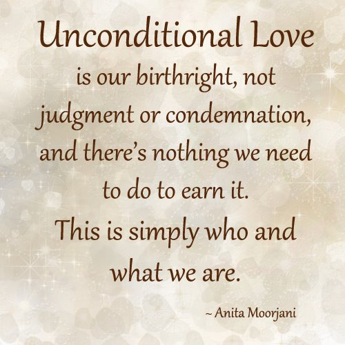 unconditional love or no relationship images and quotes