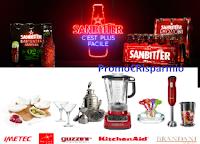 Logo Sanbittèr 2019 : cumula buoni da 5€ cumulabili per l'acquisto dei prodotti Grandi Marche