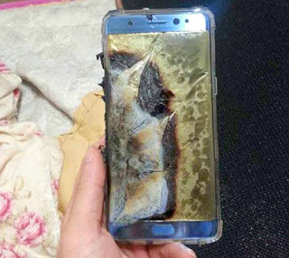 Warning: Watch out Samsung Galaxy Note 7 Explosions