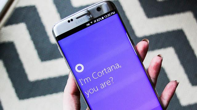 Phiên bản Cortana mới có thể thay thế Google Assistant trên Android