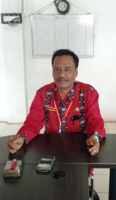 Leo Prima Tambunan Peserta TKD CPNS Taput  Raih Skor Tertinggi 430 Se Sumatera Utara