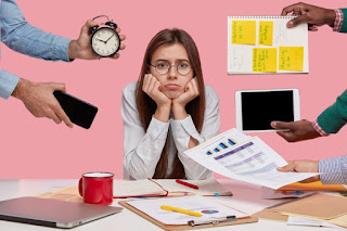 5 Tips Agar Pekerjaan Tidak Menjadi Beban Versi Kaum Rebahan ID