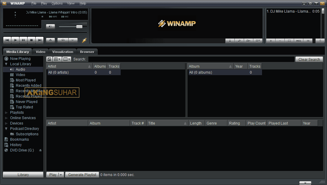 Download Winamp Pro 5.666 Build 3516 Full