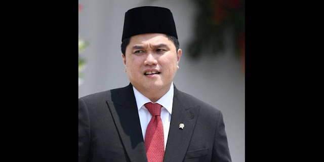 Erick Thohir Terpilih Sebagai Ketua Umum MES