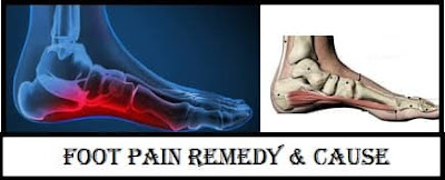 5 Reason And Remedy For Your Foot Pain