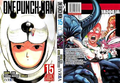 "Reseña de ""One Punch-Man"" (ワンパンマン) vol. 15 de One y Yusuke Murata - Ivréa"