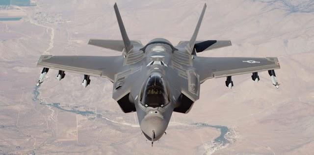 Ξαναβλέπουν πάλι το... «αόρατο» F-35