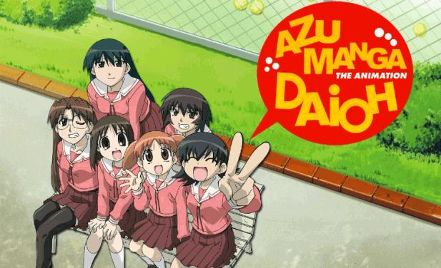 Azumanga Daioh - Daftar Anime Buatan Studio J.C.Staff Terbaik
