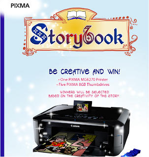 123 - CONTEST - [ENDED] Win PIXMA MG6270 Printer