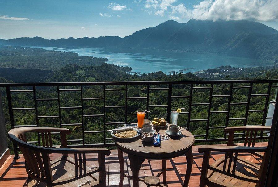 Penginapan Murah The Cave Hotel Kintamani Bali