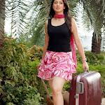 Lakshmi Rai in Mini Skirt