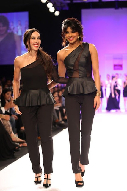 Priyanka Chopra at LFW 21013 Mumbai