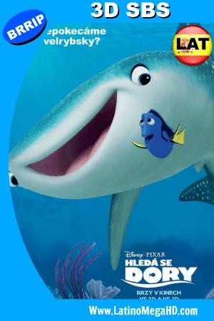 Buscando a Dory (2016) Latino Full 3D SBS 1080P ()