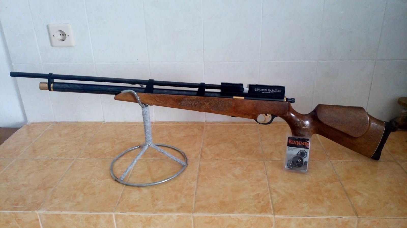 GUNS AND HOBBIES: SENAPAN PCP MAUSER SIDELEVER