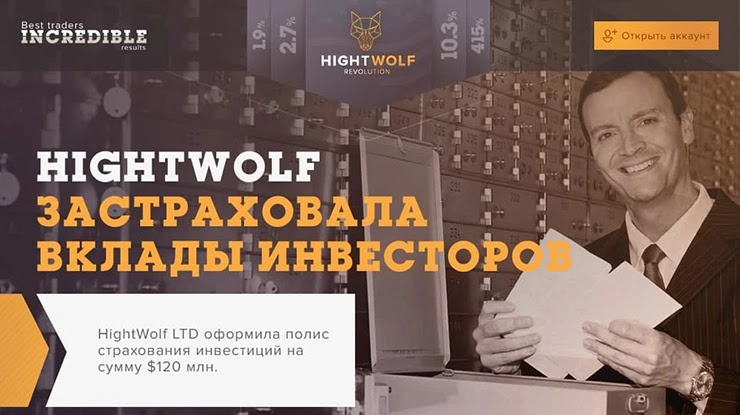 Новости от Hightwolf