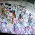 VEJA VÍDEO: Quadrilha de ladrões faz a limpa de 'fininho' em lojas do Manauara Shopping