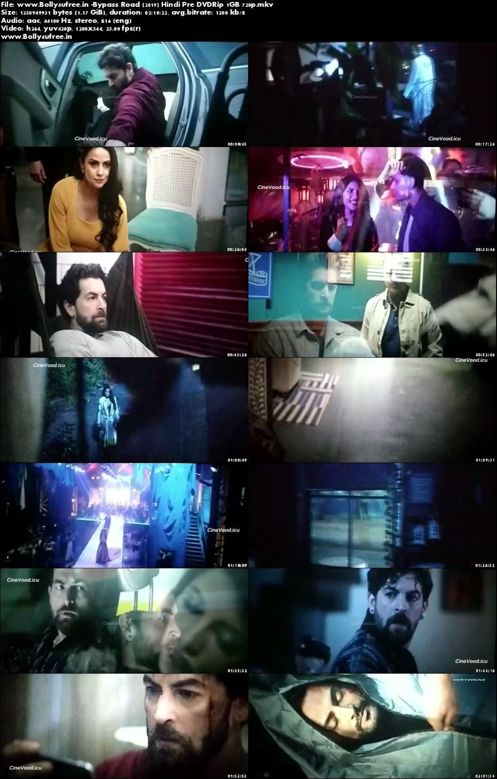 Bypass Road (2019) Hindi Pre DVDRip 480p 400MB