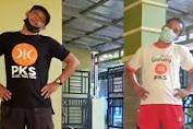PKS Kota Tegal Kampanyekan Hidup Sehat Dengan Olah Raga Secara Virtual