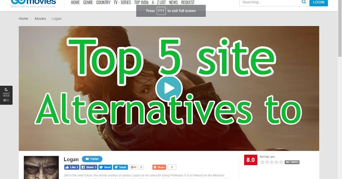ALTERNATVES TO GOMOVIES(123movies)/SOLARMOVIE/YESMOVIES: BEST 5 STREAMING SITES ALTERNATVIE TO ...