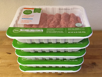 Turning 5 pounds of ground turkey into 5 freezer meals   Chief Family Officer