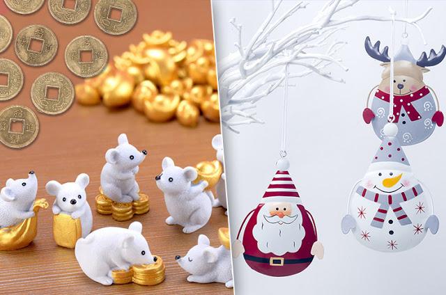 Новогодние украшения по фэншуй, которые принесут удачу на весь 2020 год