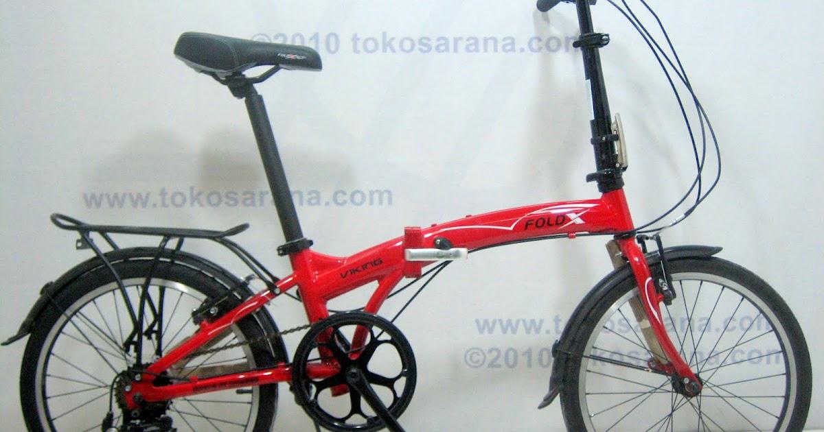 tokosarana™ | Mahasarana Sukses™: Sepeda Lipat Fold-X
