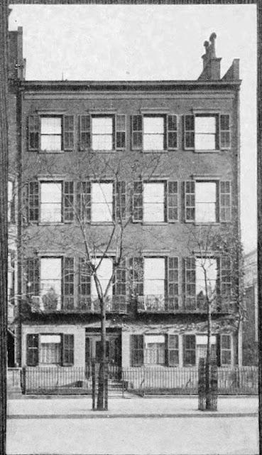 Fifth Avenue at 8th Street, NYC prior to 1927, randommusings.filminspector.com