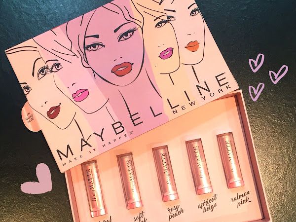 Review: Maybelline Rosy Matte by Color Sensational