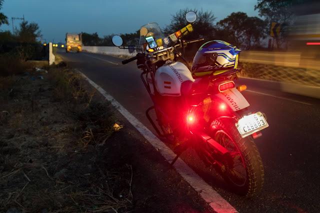 Road Trip, Gujarat, Highway, Bike Photo Shoot