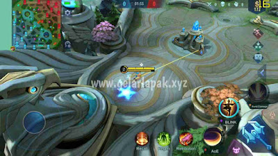 script drone view terbaru mobile legend