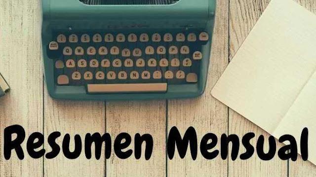 Resumen mensual: Noviembre 2019