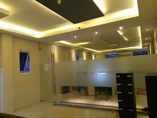 Interior Kantor Jakarta Bubble Drink