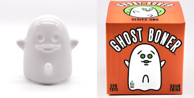 Ghost Boner Vinyl Figure by Brian Ewing x UVD Toys