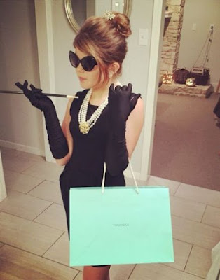 Breakfast At Tiffany's Costume