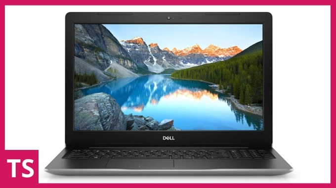 Dell Inspiron 3593 laptop. (Image credit: Dell)