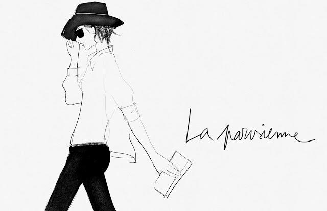 ❤ |#Mode|: Parisienne