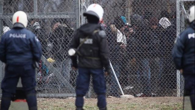 Δήλωση Χρυσοχοΐδη από τον Έβρο: Η Ελλάδα έχει σύνορα - Και τα σύνορα, οι Έλληνες τα φυλάμε (βίντεο)